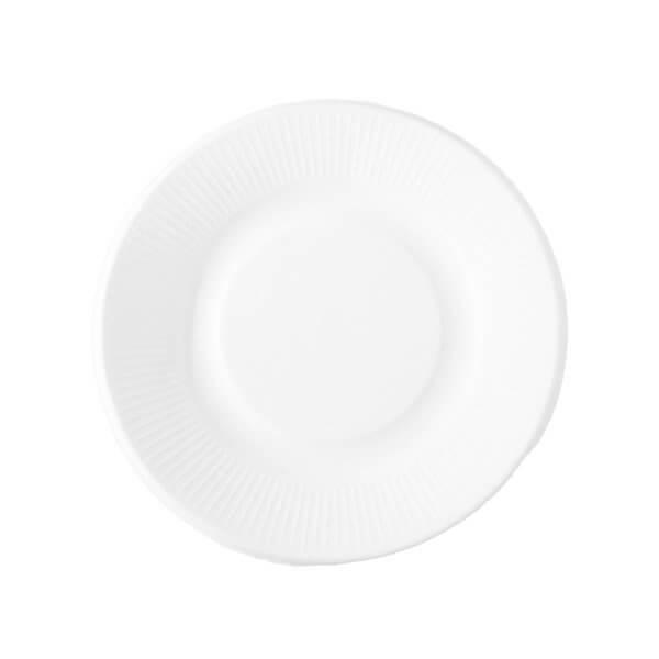 plato compostable n18