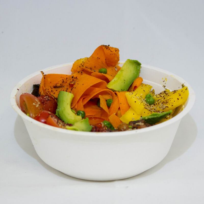 bowl con comida